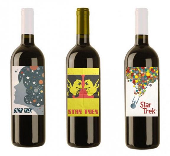 Marketing<br><b>Du vin Star Trek !</b>