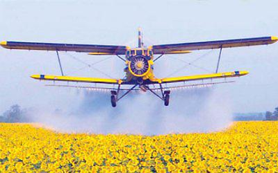 Pesticides<br><b>Interdiction définitive de l'épandage aérien fin décembre 2015</b>