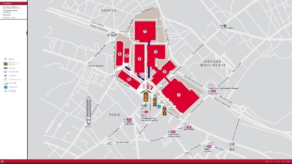 Paris - Porte de Versaille<br><b>Salon des vins des vignerons independants 2015</b>