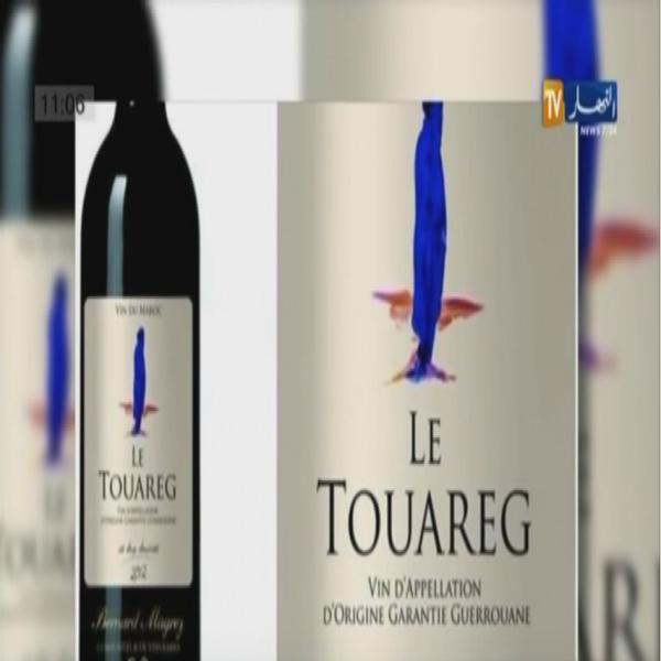 maroc le vin marocain touareg suscite col re et indignation chez les touareg. Black Bedroom Furniture Sets. Home Design Ideas