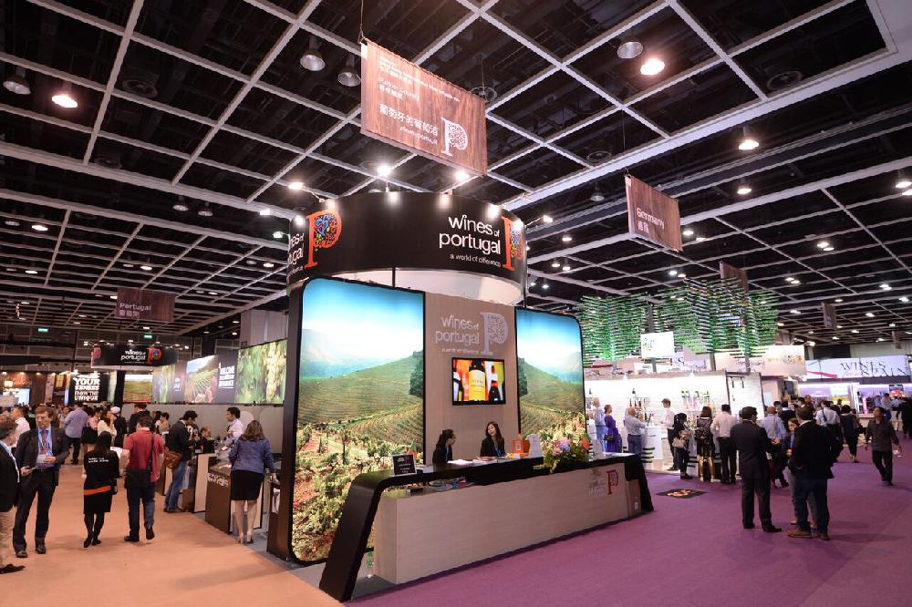 Du 10 au 12 novembre 2016<br><b>HKTDC Hong Kong International Wine & Spirits Fair 2016</b>