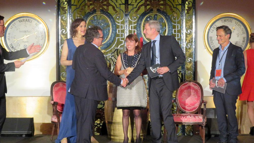 Best Of Wine Tourism 2017<br><b>Château Marquis de Terme sacré - International Best Of Wine Tourism 2017</b>