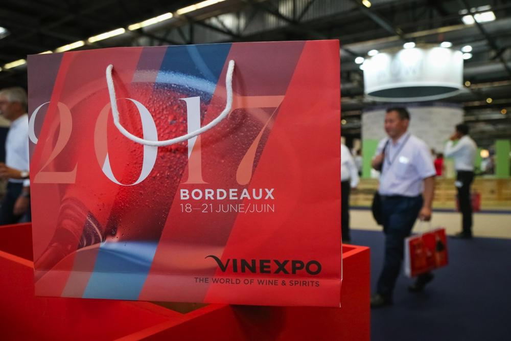 Bordeaux<br><b>Vinexpo 2017</b>