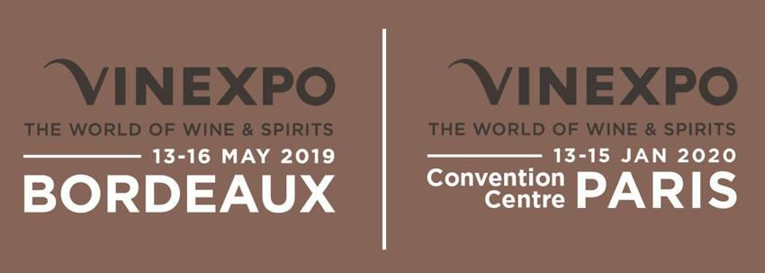 Vinexpo<br><b>Un nouvel axe Bordeaux-Paris</b>